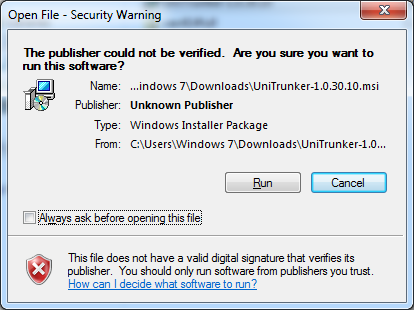 p25_trunk_tracking-03_unitrunker-04_open_file_warning_unitrunker_install