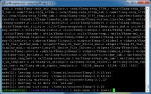 fldigi-pi-09_compile_flmsg-04_make_install