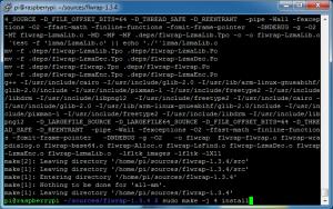 fldigi-pi-10_compile_flwrap-04_make_install