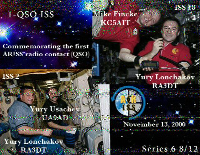 SSTV Transmissions from the International Space Station – April 2016