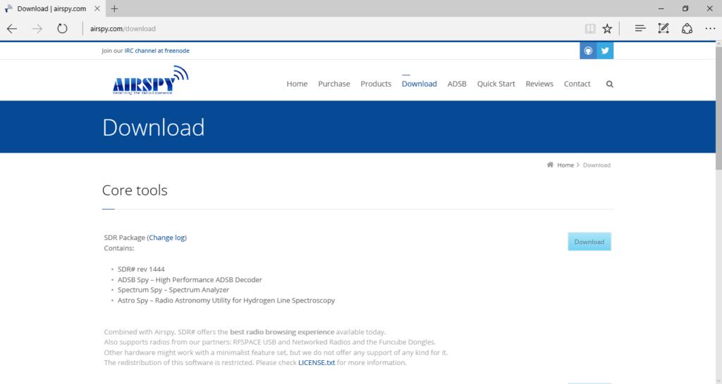 aprs_rx_rtl-sdr_pi_igate-01_downloads_installs-12_airspy_website