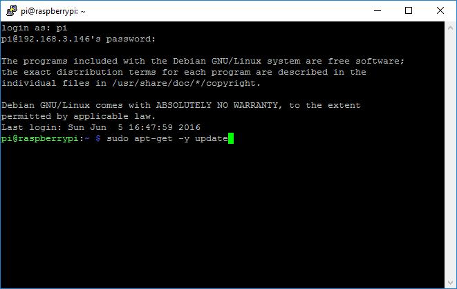 aprs_rx_rtl-sdr_pi_igate-05_update_raspbian-01_apt-get_update