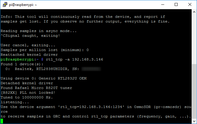 aprs_rx_rtl-sdr_pi_igate-10_testing_configuration-02_rtl_tcp